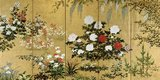 Asian folding screen I