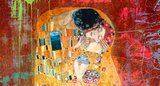Klimt's Kiss 2.0 (detail)