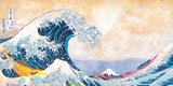 Hokusai's Wave 2.0 (detail)